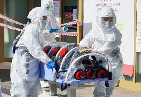 新天地 イエス 教会 新型ウイルス集団感染の宗教団体、指導者を逮捕